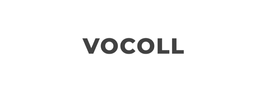 Vocoll is not an isolated solution