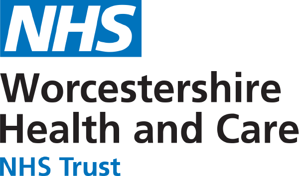 Worscestershire Health NHS Logo